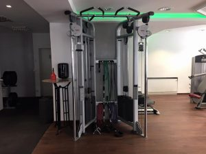 Life Fitness Kabelturm